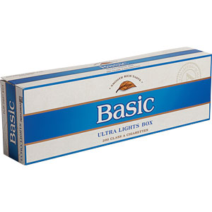 Discount Basic Cigarettes