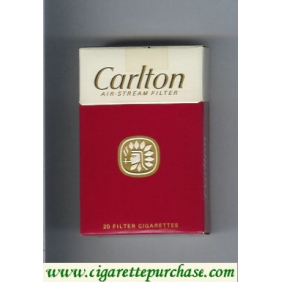 Discount Carlton cigarettes air stream Filter