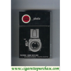 Discount Lucky Strike Urbconnexion Photo cigarettes hard box