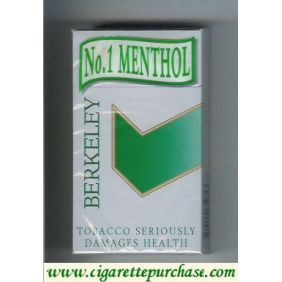 Discount Berkeley Menthol cigarettes no1 England