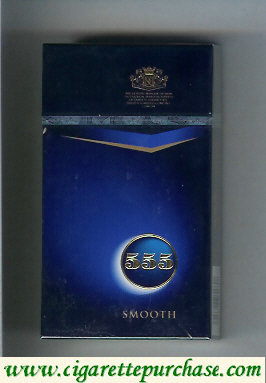 555 Smooth Full Flavour 100 Cigarettes English version