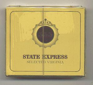 Discount 555 State Express Selected Virginia Metal Cigarettes
