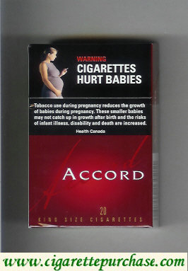 Accord Full Flavour Cigarettes