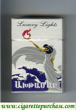Discount Akhtamar Luxury Lights cigarettes