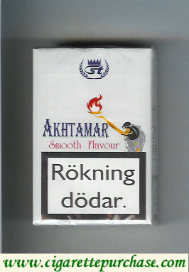 Discount Akhtamar Smooth Flavour cigarettes