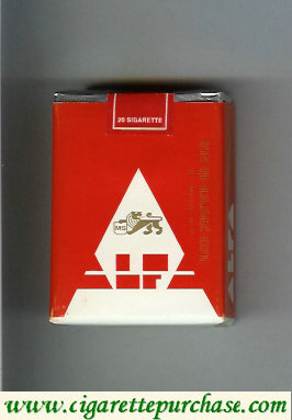Alfa red cigarettes shirt soft box