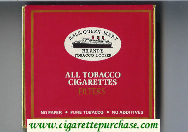 All Tobacco Cigarettes