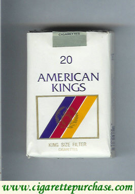 American Kings cigarettes