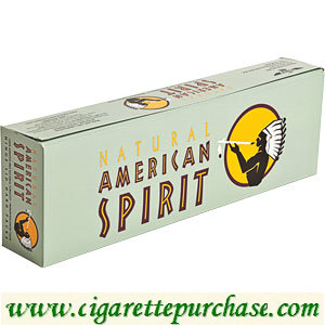 Discount American Spirit cigarettes Balanced Taste