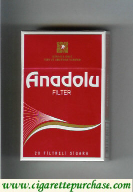 Anadolu Filter cigarettes