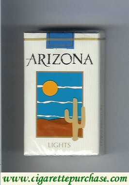 Discount Arizona light cigarettes