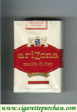 Discount Arizona Multi-Filtro cigarettes