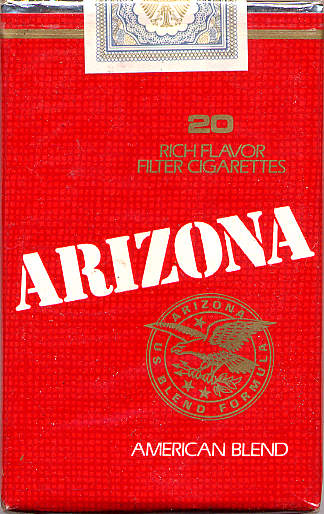 Discount Arizona cigarettes American Blend Rich Flavor