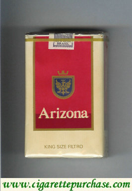 Discount Arizona cigarettes king size filtro