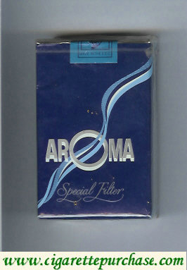 Aroma Special Filter Cigarettes
