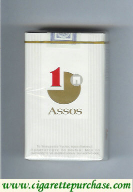 Discount Assos 1 cigarettes with