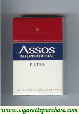 Assos International cigarettes Filter