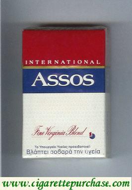 Discount Assos International cigarettes Fine Virginia Blend