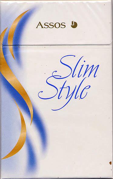 Discount Assos Slim Style cigarettes