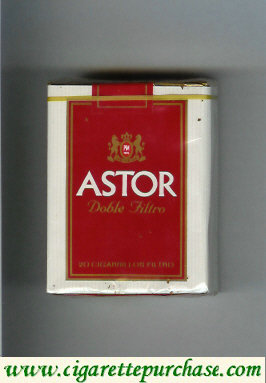 Discount Astor Doble Filtro cigarettes