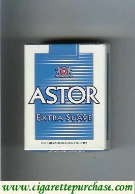 Discount Astor Extra Suave cigarettes