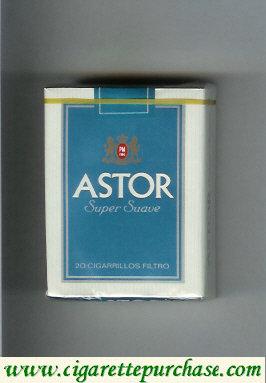 Discount Astor Super Suave Filtro 20 cigarettes