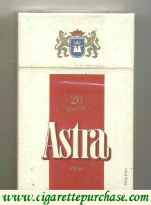 Discount Astra cigarettes Germany