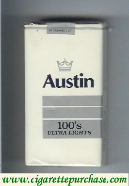 Discount Austin Ultra Lights 100s cigarettes