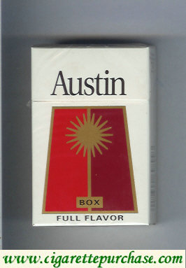 Discount Austin Full Flavor box cigarettes