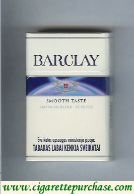 Discount Barclay Smooth Taste CIGARETTES Lithuania