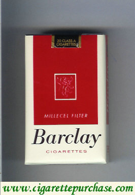 Discount Barclay Cigarettes Millecel Filter