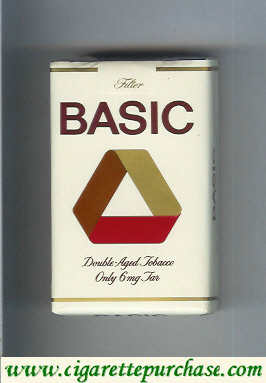 Basic Filter cigarettes