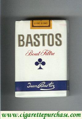 Discount Bastos Bout Filtre Juan cigarettes soft box