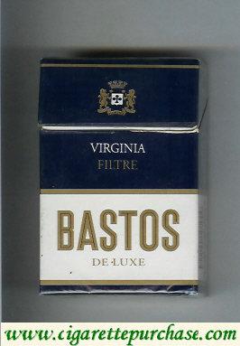 Discount Bastos Virginia De Luxe Filtre cigarettes