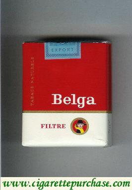 Discount Belga Tabacs Naturels Filtre cigarettes soft box