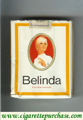Belinda cigarettes soft box