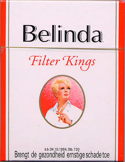 Belinda filter kings cigarettes