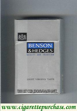 Discount Benson Hedges Light cigarette Kazakhstan