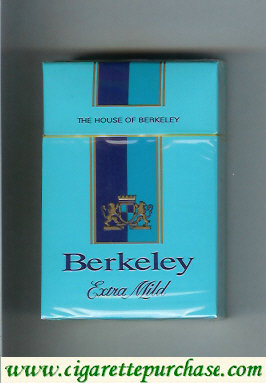Berkeley Extra Mild cigarettes Zimbabwe South Africa