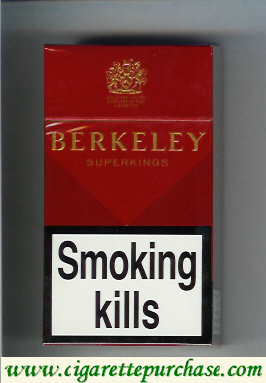 Discount Berkeley red cigarettes