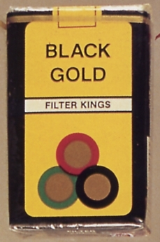 Discount Black Gold Filter Kings cigarettes