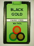 Discount Black Gold Menthol cigarettes