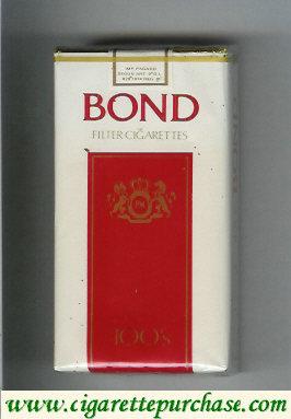 Discount Bond 100s cigarettes