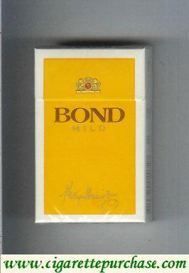 Discount Bond Mild cigarettes