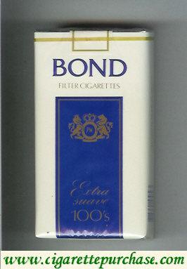 Discount Bond cigarettes Extra Suave razil Chile