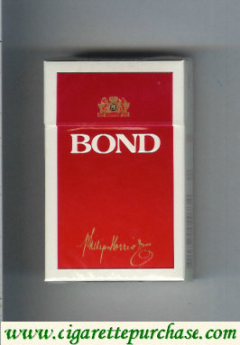 Discount Bond red cigarettes Sweden