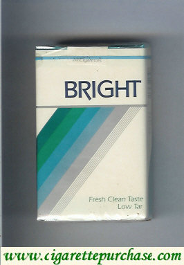 Bright cigarettes USA