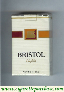 Discount Bristol Lights cigarettes USA