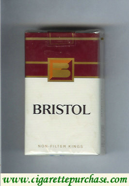 Discount Bristol cigarettes Non-Filter USA