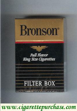 Discount Bronson cigarettes Full Flavor